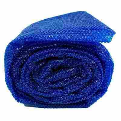 Poolabdeckung blau Ø 360 cm PVC