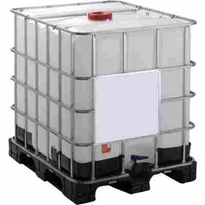 IBC-Container mehrfarbig 1000 l, mit UN-Kennzeichnung