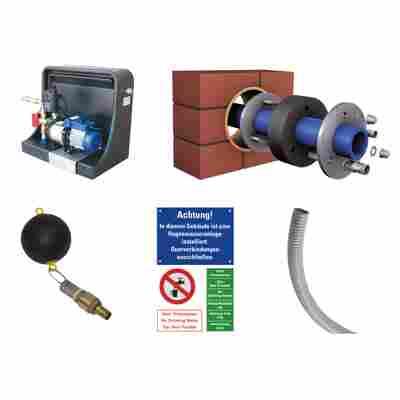 Technikpaket 'Haus-Premium' Regenwassernutzung