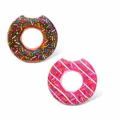 Schwimmring 'Donut' 2 Farben sortiert, 94 x 94 x 24 cm