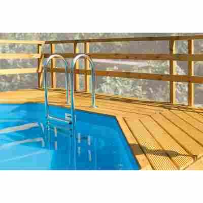 Sonnendeck für Pools '593 B Gr.1', '594' und '594 A'