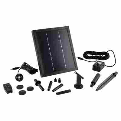 Solar Wasserspielpumpen-Set mit Akku