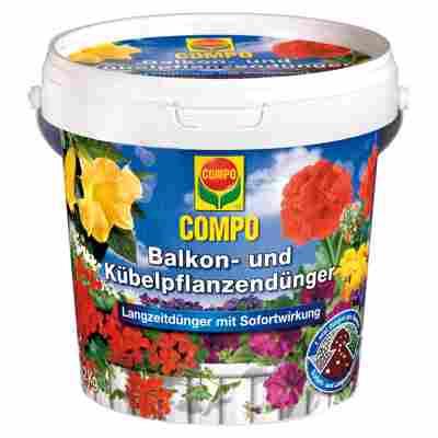 Dünger für Balkon- und Kübelpflanzen 1,2 kg