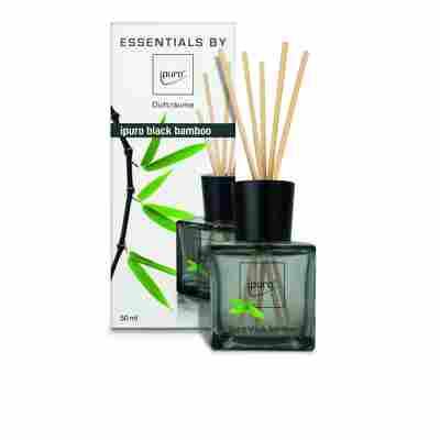 Raumduft 'Essentials black bamboo' 50 ml