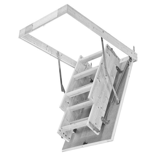 Dachbodentreppe Pur Isoliert 130 X 70 Cm ǀ Toom Baumarkt