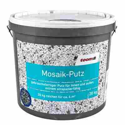 Mosaikputz Nr. 101, 20 kg