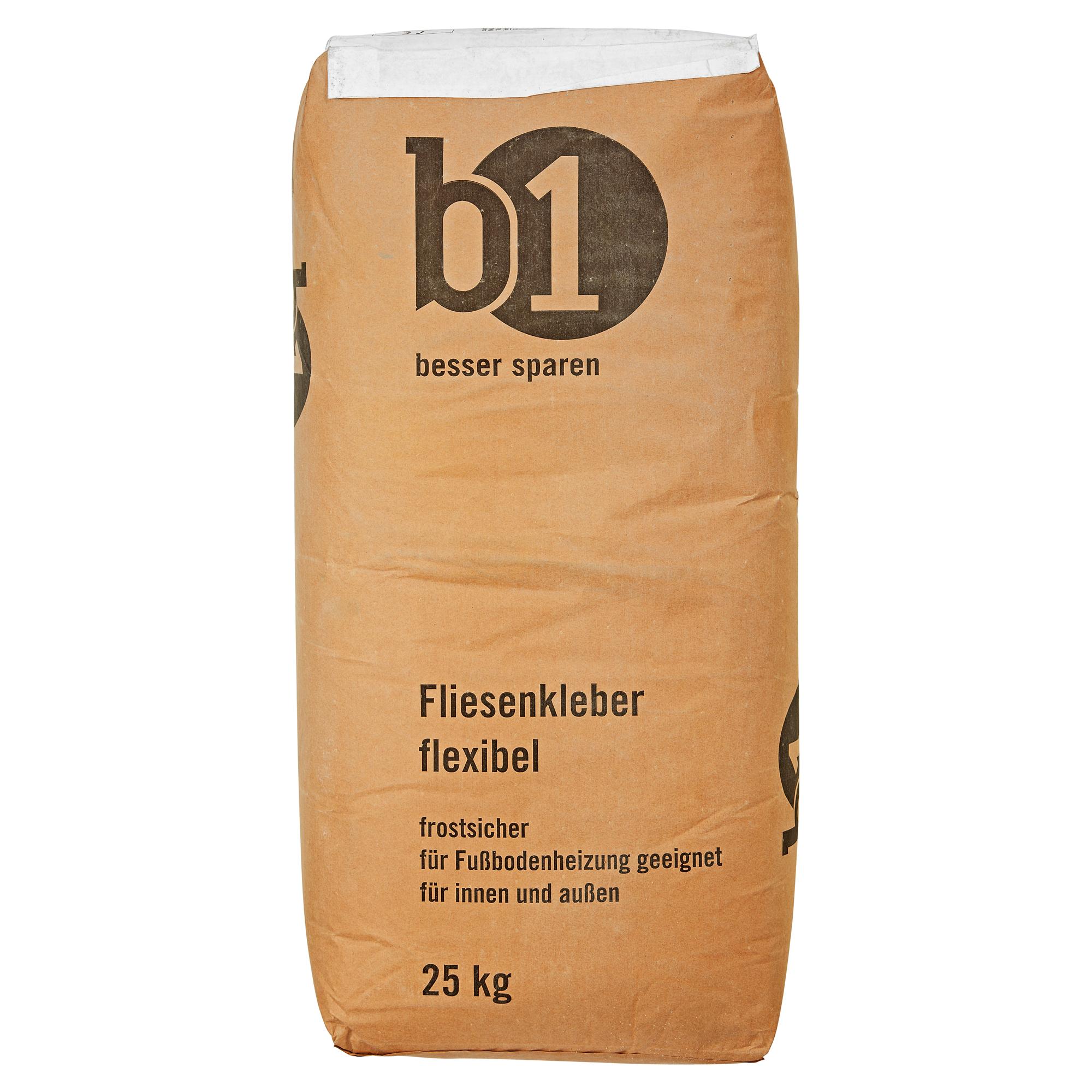 Relativ B1 Fliesenkleber flexibel ǀ toom Baumarkt AV17