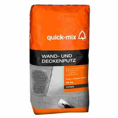 Wand- und Deckenputz 30 kg