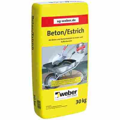 Beton/Estrich 30 kg