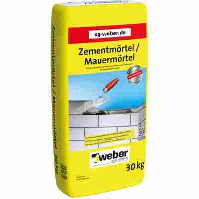 Zementmörtel/Mauermörtel 30 kg