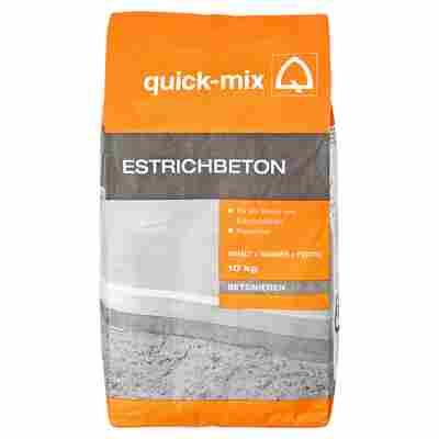 Estrichbeton