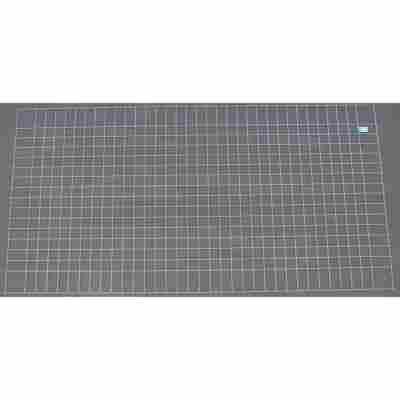 Armierungsgitter Stahl verzinkt 100 x 210 x 0,1 cm