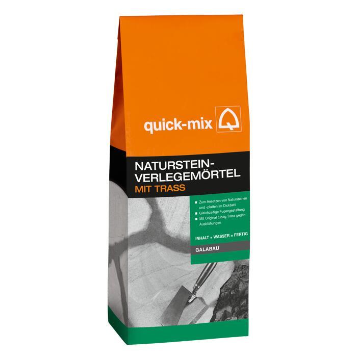 Quick Mix Naturstein Verlegemortel 10 Kg ǀ Toom Baumarkt