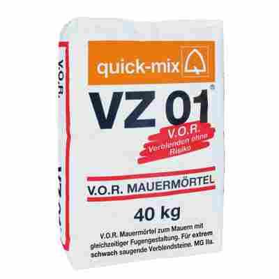 V.O.R. Mauermörtel 'VZ 01' 40 kg