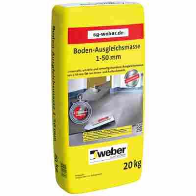 Boden-Ausgleichsmasse, 1-50 mm, 20 kg
