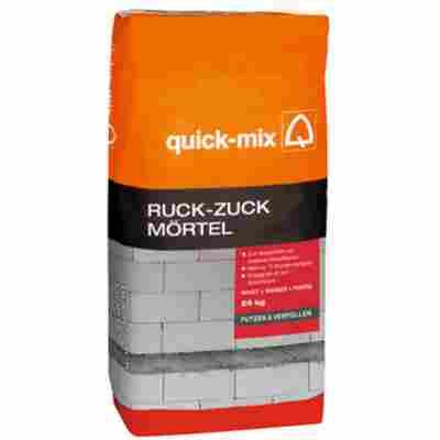 Mörtel 'Ruck Zuck' 25 kg