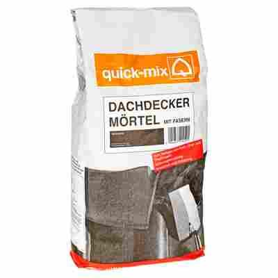 Dachdeckermörtel schwarz 10 kg
