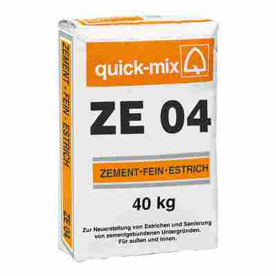 Zement-Feinstrich 40 kg