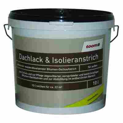 toom Dachlack & Isolieranstrich 10 l