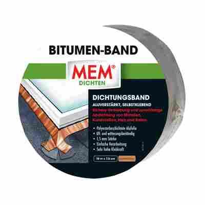 Bitumen-Band kupfer 7,5 cm x 10 m