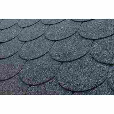 Bitumen-Biberschindeln schwarz 2,1 m²