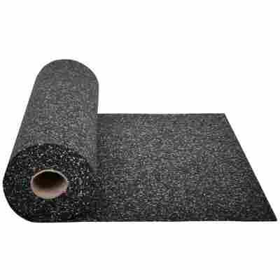 Bautenschutzmatte schwarz gesprenkelt 500 x 120 x 0,5 cm