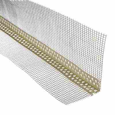 Armierungs-Eckprofil PVC weiß 2,5 m