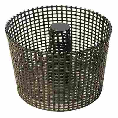 Pellet-Brennkorb schwarz beschichtet