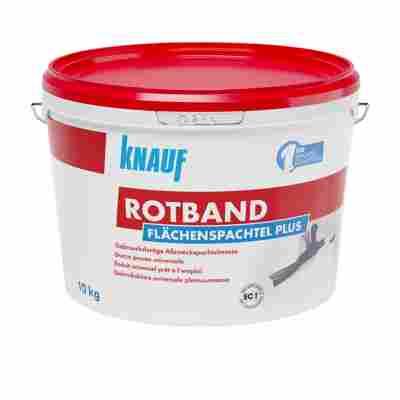 Rotband Flächenspachtel Plus weiß 10 kg