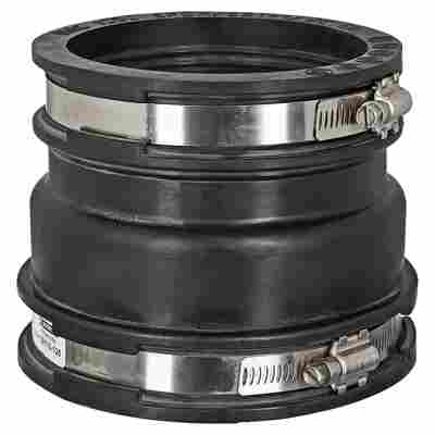 Rohrverbinder Ø 110 - 125 mm