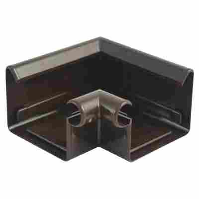 Dachrinnen-Innenecke braun 90° RG 70 mm