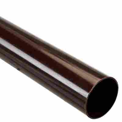 Fallrohr braun DN 105, 100 cm