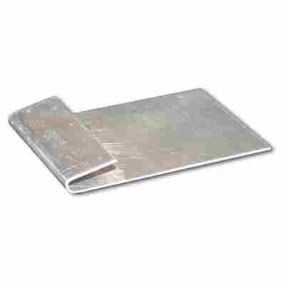 Aluminiumhafter 5,5 x 4 x 0,7 cm