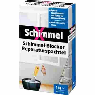 SchimmelX Schimmel-Blocker Reparaturspachtel