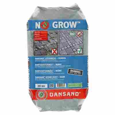 Steinmehl 'No Grow' dunkel 20 kg