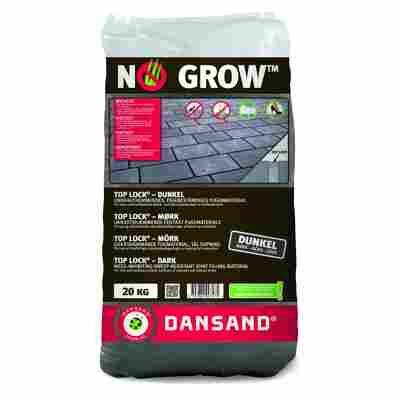 No Grow™ Top Lock® Fugenmaterial dunkel 20 kg