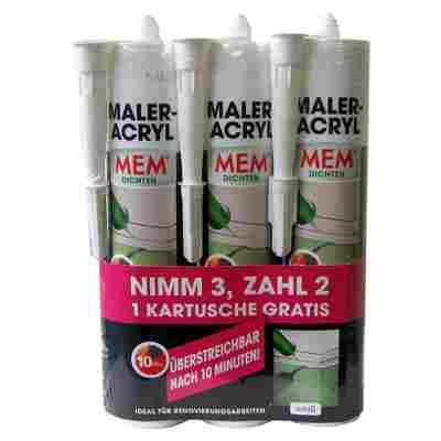 Maler-Acryl 3er-Set