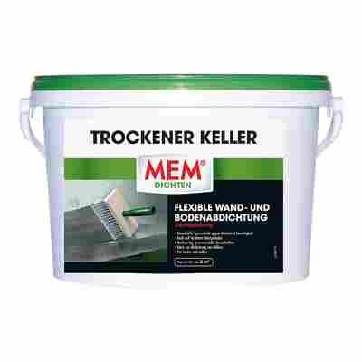 Wand- und Bodenabdichtung 'Trockener Keller' 5 kg