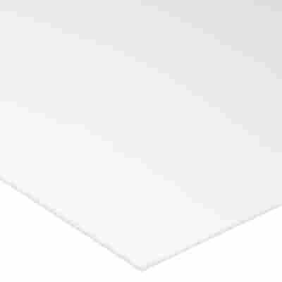 Polystyrolplatte Milchglas-Optik 100 x 50 x 0,25 cm