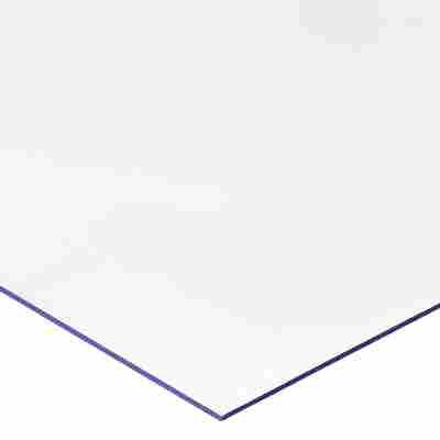 Polystyrolplatte klar 100 x 50 x 0,25 cm
