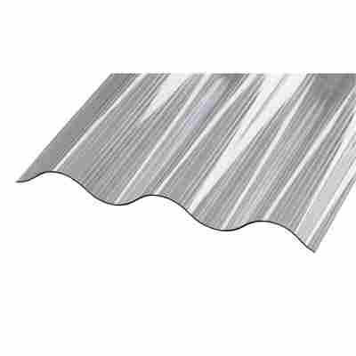Polycarbonat-Wellplatte 'Sinur 76/18' 200 x 90 cm