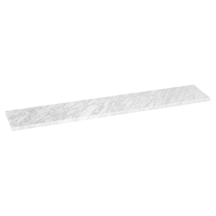 Fensterbank Bianco Carrara Marmor Hellgrau 113 X 20 X 2 Cm ǀ Toom Baumarkt