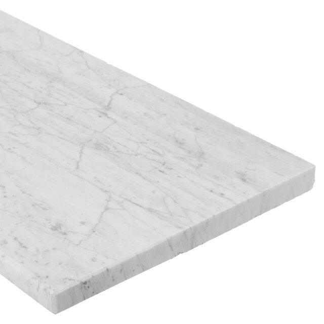 fensterbank bianco carrara marmor 126 x 25 cm toom baumarkt. Black Bedroom Furniture Sets. Home Design Ideas