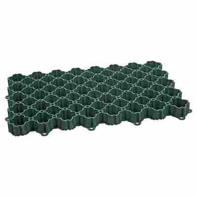 Rasengitterwabe Kunststoff grün 58 x 39 x 3,8 cm