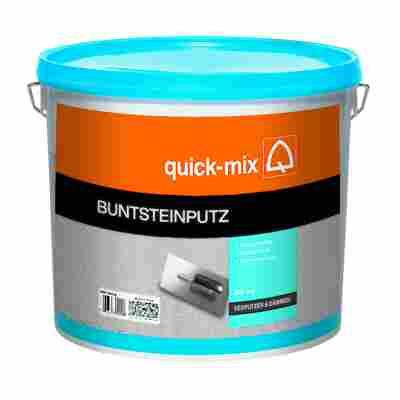 Buntsteinputz Schwarz-Grauch 20 kg