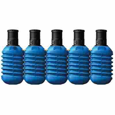 Erdtank Modularis blau, inkl. Schachtverlängerung, 12500 l