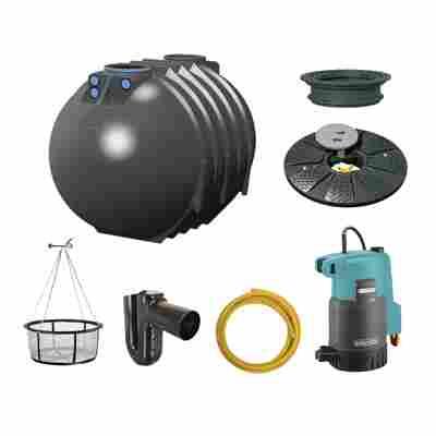 Gartenanlage 'BL-II Basic' 10.000 Liter