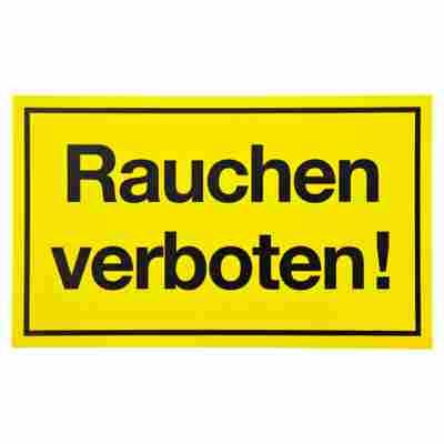 """Schild """"Rauchen verboten!"""""""