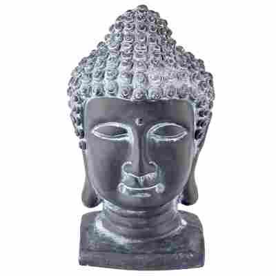 Buddha Kopf Keramik 50 cm