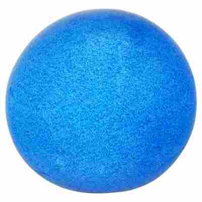 Gartenkugel Keramik glasiert blau Ø 16 cm